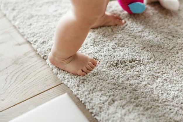 alfombras para bebe